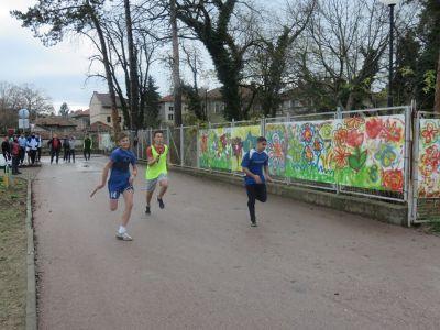 Лекоатлетическа щафета по повод празника на ПГМЕТ Ген. Иван Бъчваров - Изображение 3