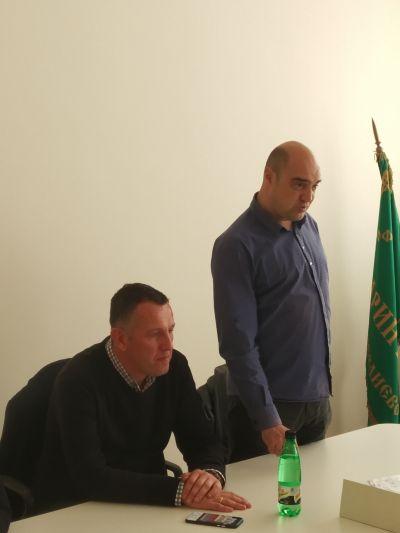 25.03.2019 г. - ПГ Марин Попов - Севлиево